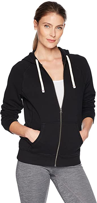 Champion Womens Heritage French Terry Full Zip Hood W9494