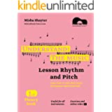 Understand The Music - Theory Book I. Learn how to read sheet music for beginner adults and kids. Lesson Rhythm and Pitch. Ex
