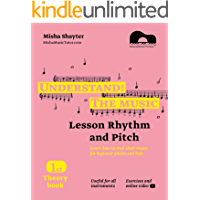 Understand The Music - Theory Book I. Learn how to read sheet music for beginner adults and kids. Lesson Rhythm and…