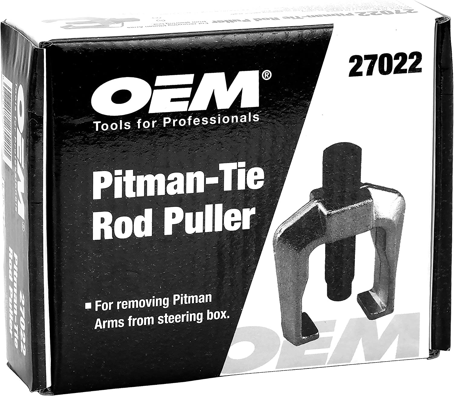 Black GEARWRENCH 3917D Tie Rod End Puller And Pitman Arm Puller
