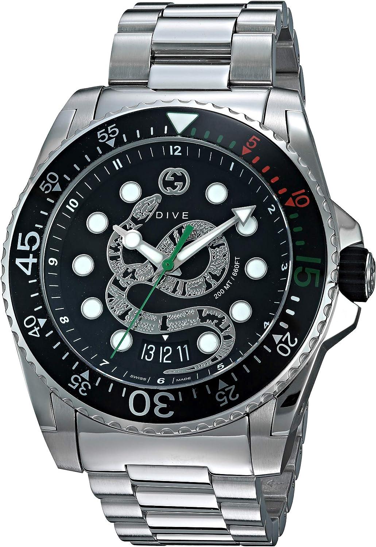Gucci Reloj de buceo Gucci para hombre