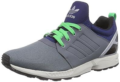 adidas Zx Flux Nps Updt, Sneakers Basses homme, Gris (Onix/Onix/