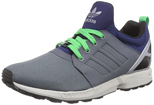 lowest price 93038 f5a92 adidas Men's Zx Flux NPS UPDT Low-Top Sneakers