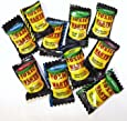 25 x individual Toxic Waste Sour Sweet - very sour candy great Halloween idea