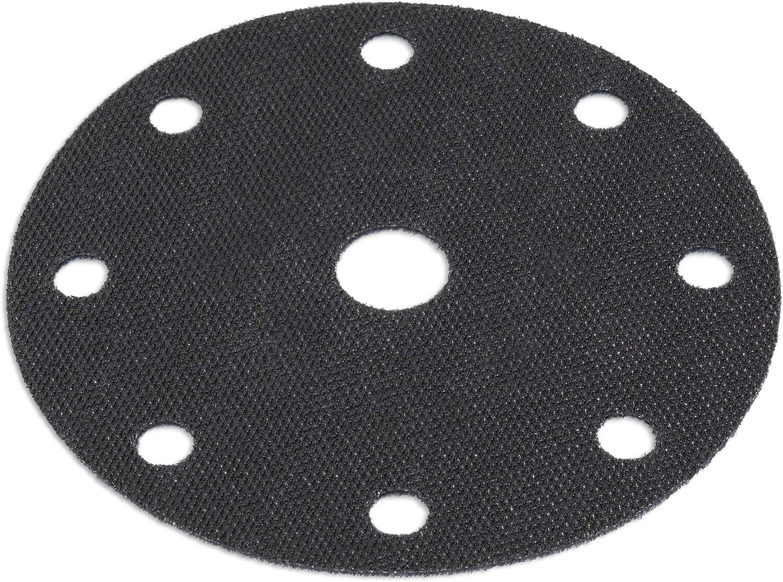 DFS Klett Schutz Pad f/ür Schleifteller//St/ützteller Schutzauflage 150mm 8+1-Loch bessere Haftung von Schleifscheiben