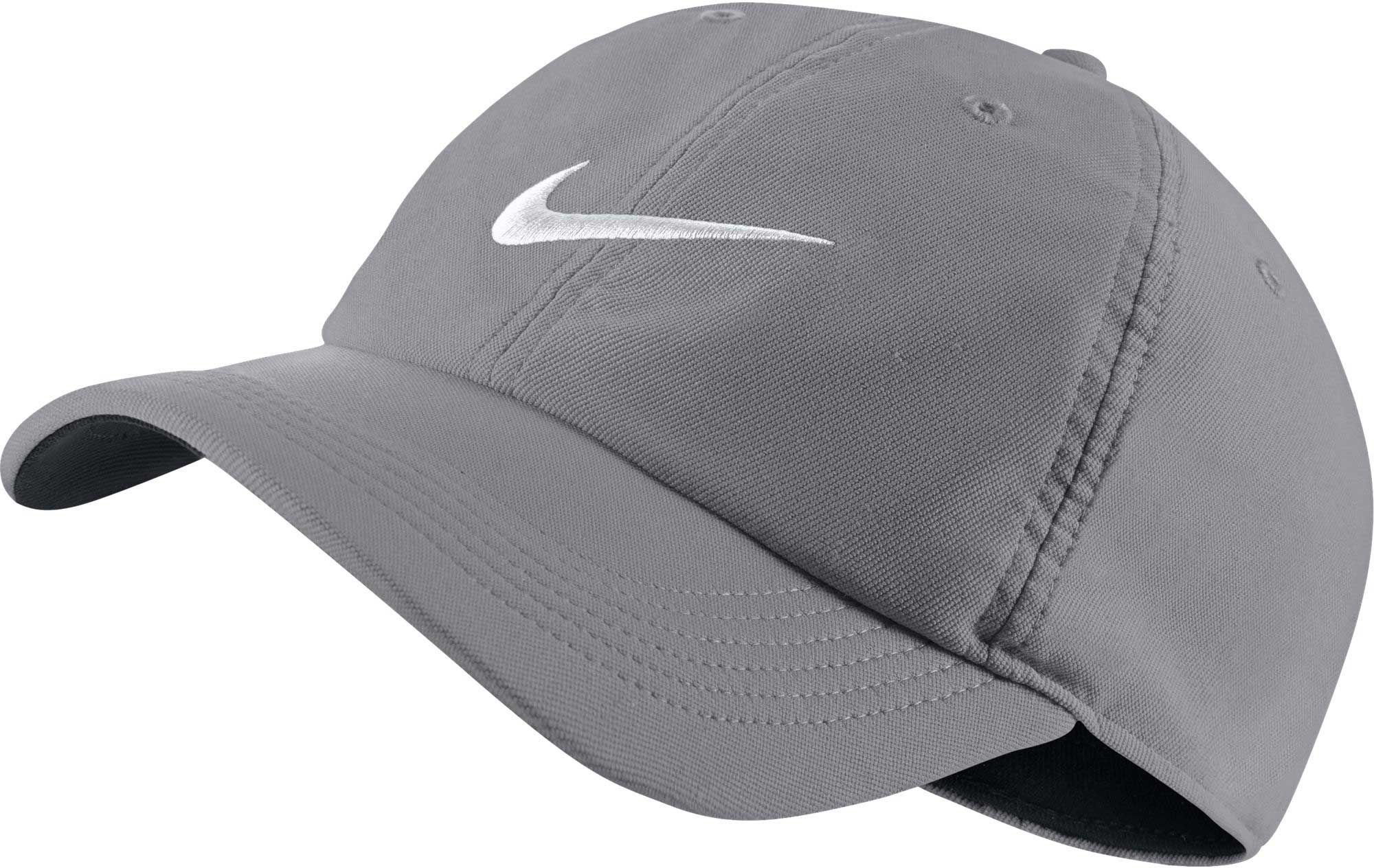6f047b9ad Galleon - NIKE Men's Twill H86 Adjustable Hat (Atmosphere Grey/Blk ...
