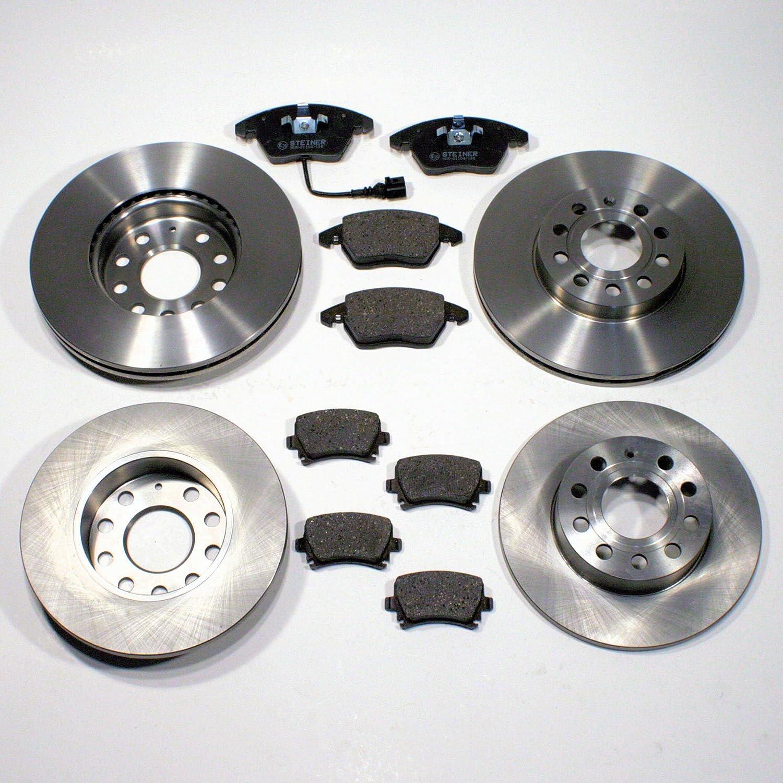 Bremsscheiben//Bremsen hinten Bremsbel/äge vorne