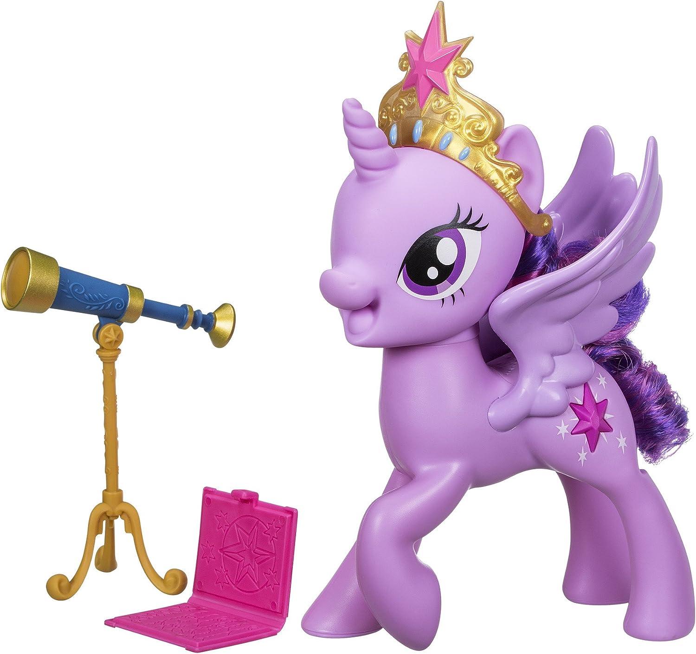 - Amazon.com: My Little Pony Meet Twilight Sparkle Pony Figure: Toys