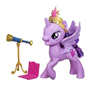 My Little Pony Meet Twilight Sparkle Pony Figure