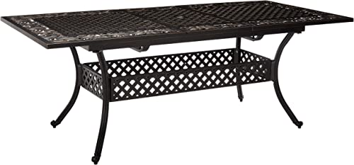 Christopher Knight Home Outdoor Expandable Patio Dining Table
