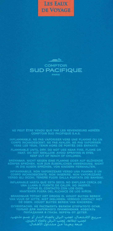 Comptoir Sud Pacifique Vanille Abricot Eau de Toilette Spray, 3.3 fl. oz.