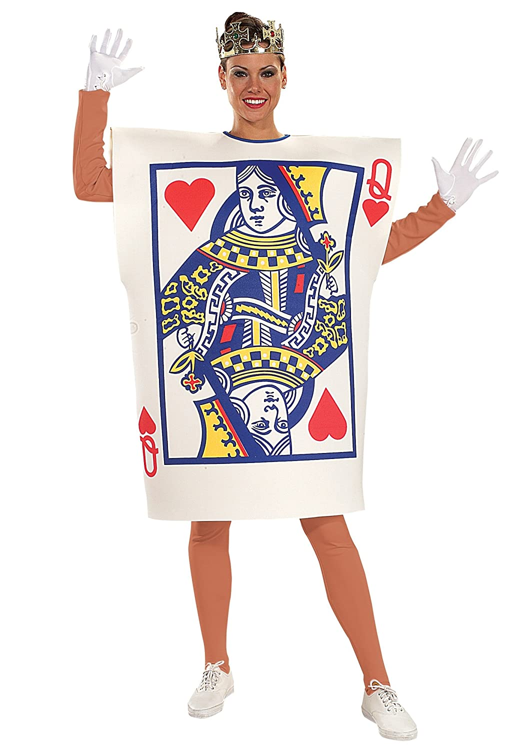 queen of hearts costume plus size