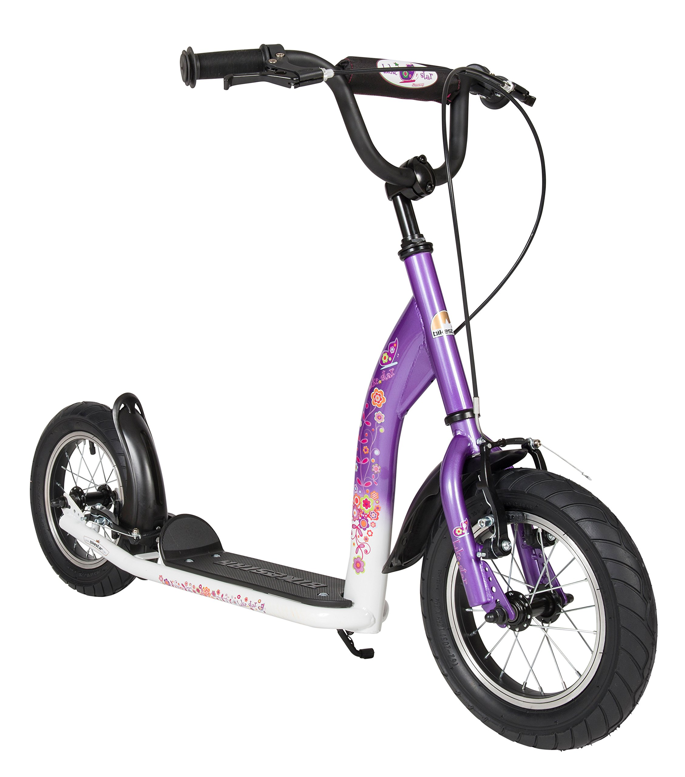 BIKESTAR Patinete infantil | Scooter para niños y niñas a partir de 6-7 años