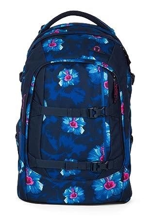 27ad8e5c292ba satch pack Waikiki Blue 2er Set Schulrucksack   Schlamperbox  Amazon ...