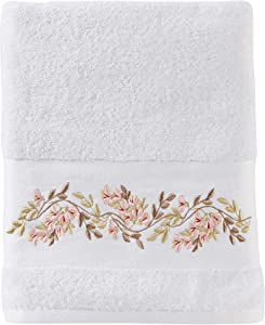 SKL Home by Saturday Knight Ltd. SKL Home by Saturday Knight Misty Floral, White