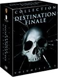 Collection Destination Finale - Volumes 1 à 5 - Coffret DVD