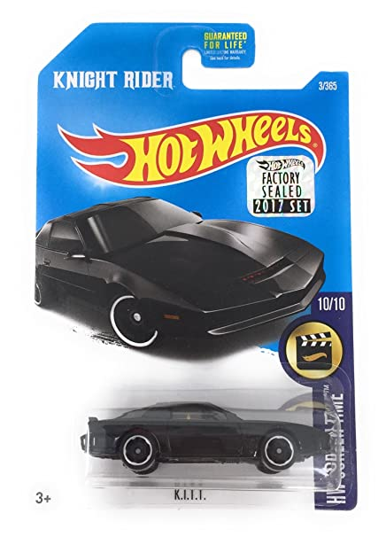 Amazon hot wheels 2017 hw screen time knight rider kitt hot wheels 2017 hw screen time knight rider kitt kitt 3365 thecheapjerseys Images