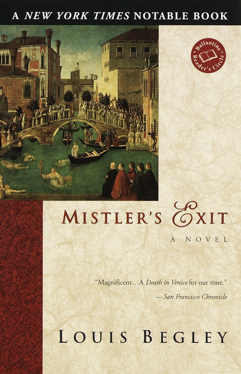 Amazon Mistlers Exit A Novel Ballantine Readers Circle