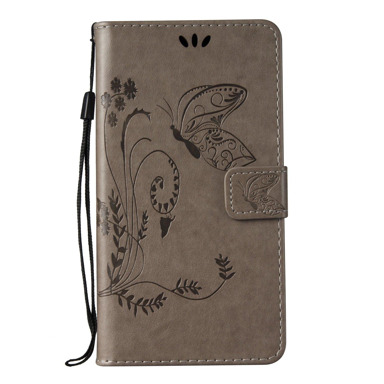 Cozy Hut Custodia portafoglio / wallet / libro in pelle per Huawei Nova Custodia in Pelle Stampata Morbida PU Case Cover - Cover elegante e di alta qualità , Funzione di sostegno Stand, con la copertura del raccoglitore per la Carte - Progettazione