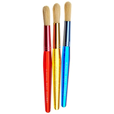 Big Kids Choice Toddler Brush Set-3/Pkg: Arts, Crafts & Sewing