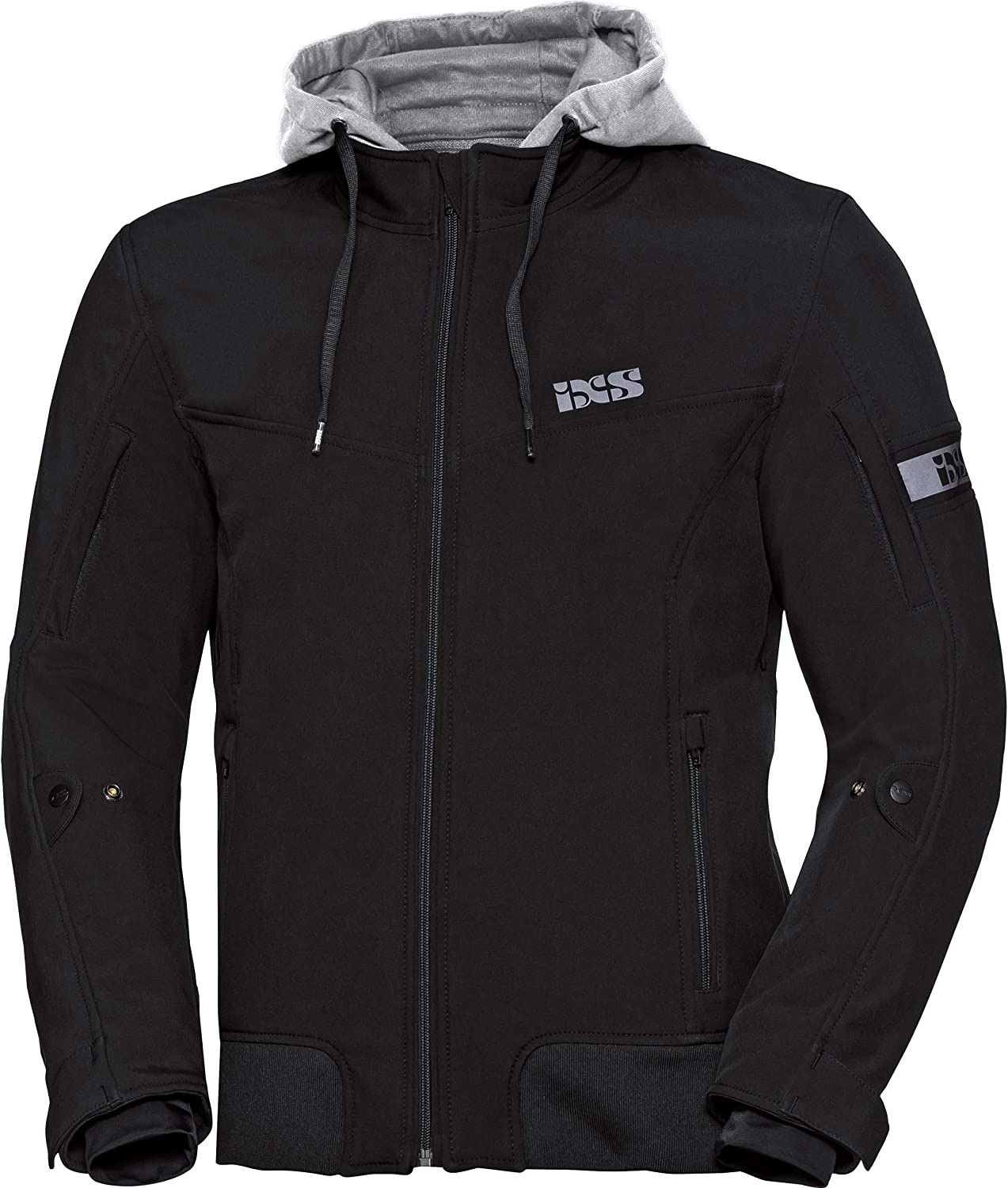 IXS Classic So Jacket Moto Black S