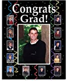 Creative Converting Grad Through The Years Personalized Photo Frame