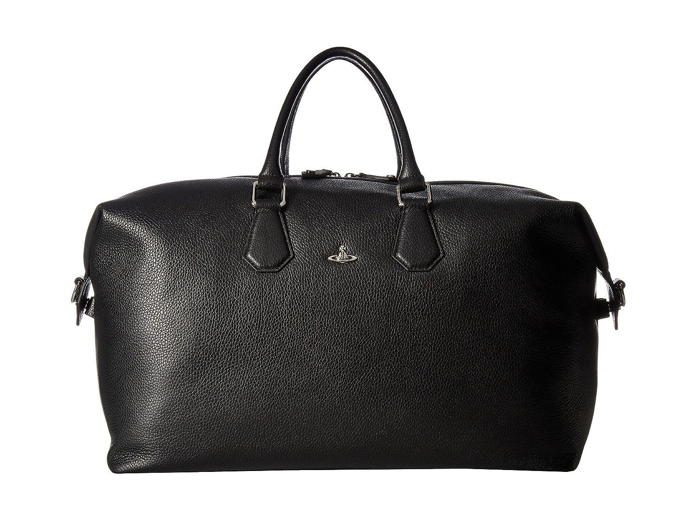 [ヴィヴィアン ウエストウッド] Vivienne Westwood メンズ Milano Weekender Bag ダッフルバッグ [並行輸入品] B06XZYGKPZ Black
