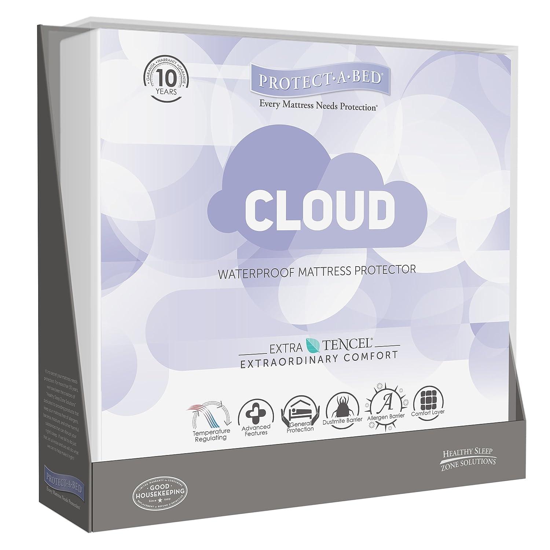Therm-A-Sleep Cloud Mattress Protector (King)