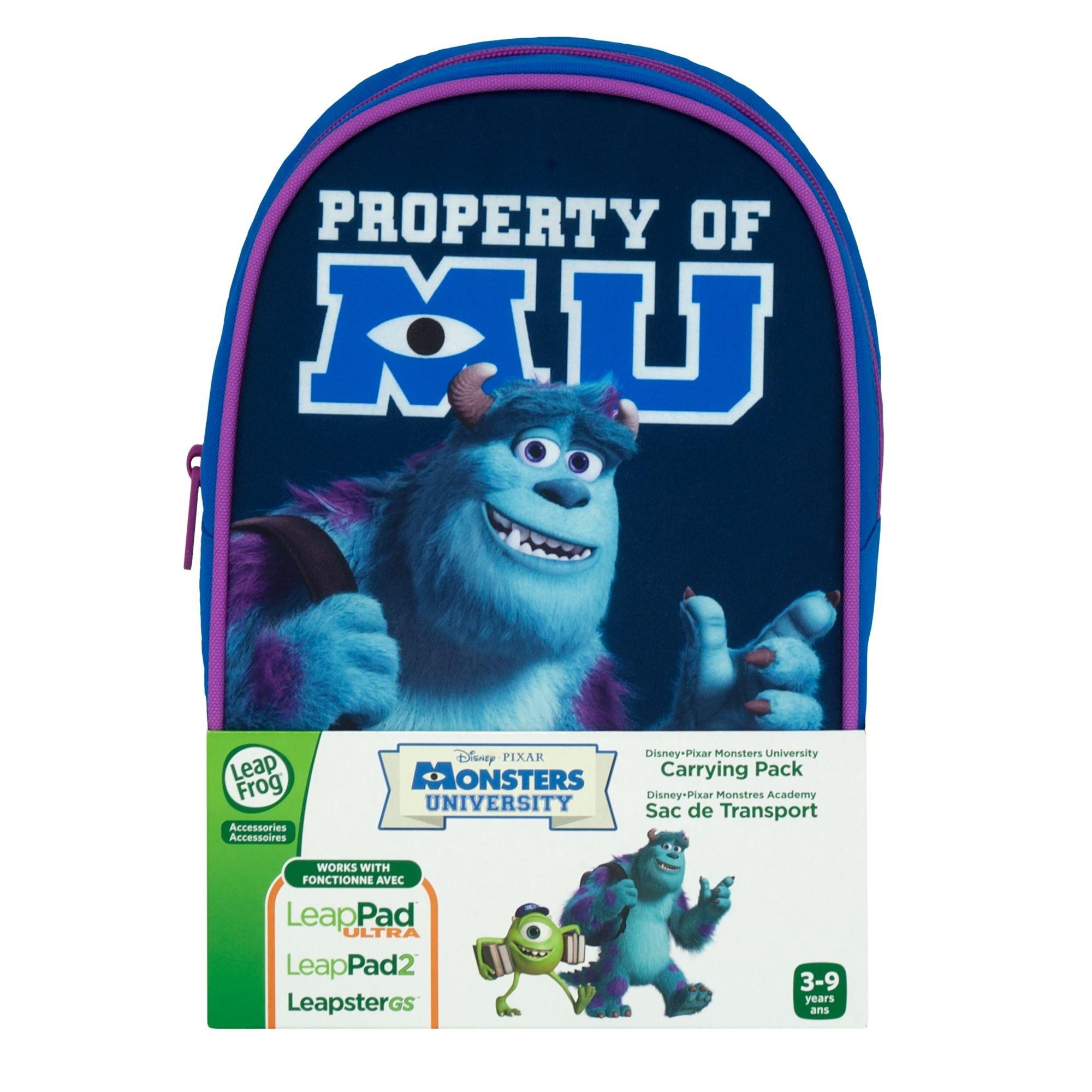 LeapFrog Disney Pixar Monsters University Carrying Pack by LeapFrog (Image #4)