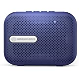 MuveAcoustics Box MA-2005FB Portable Wireless Bluetooth Speaker with Mic (Flagship Blue)