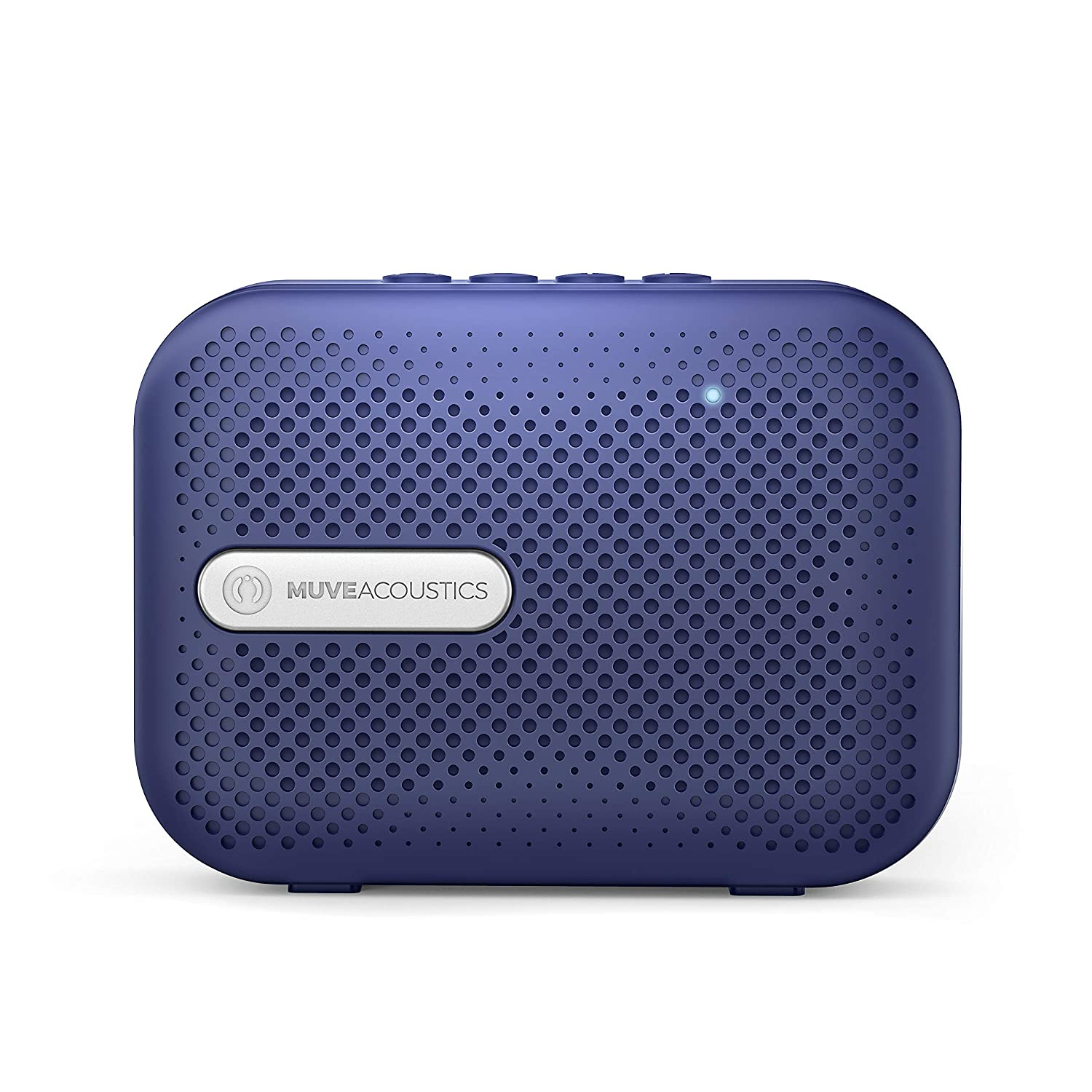 MuveAcoustics Box Portable Wireless Bluetooth Speaker with