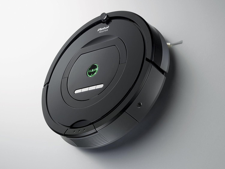 iRobot Roomba 770 - Robot aspirador (diámetro 34 cm, autonomía 120 ...