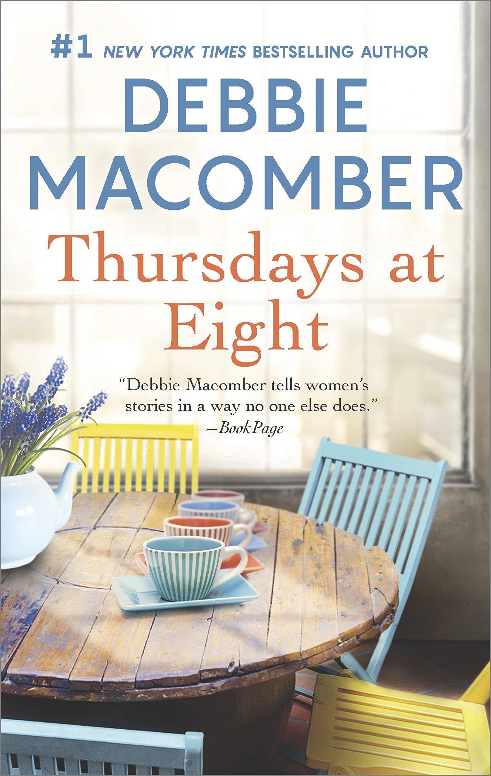 Thursdays at Eight Romance Novel product image