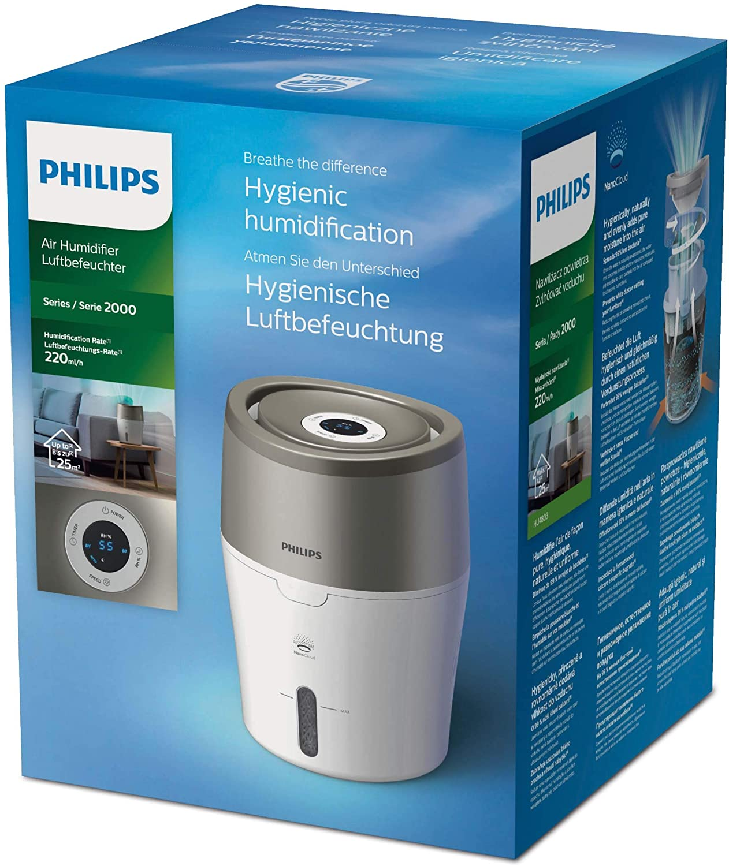 Philips Hu 4803//01 témoin ils verdunster raumbefeuchter jusqu/'à 25 mâ²