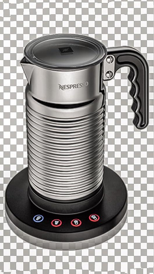 Amazon.de: Nespresso Aeroccino 4 Neu Milchaufschäumer Schiumalatte ...