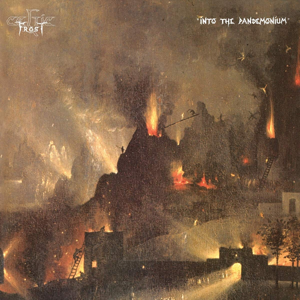 Into The Pandemonium: Celtic Frost, Celtic Frost: Amazon.fr: Musique