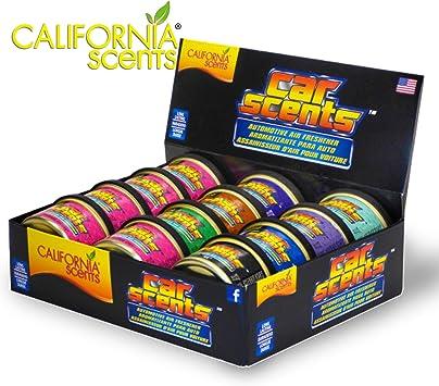 Amazon.es: California Scents CCS-1207CT 1203