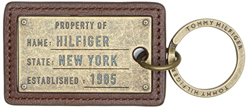 Tommy Hilfiger - Property Keyfob, Monederos Hombre, Brown ...