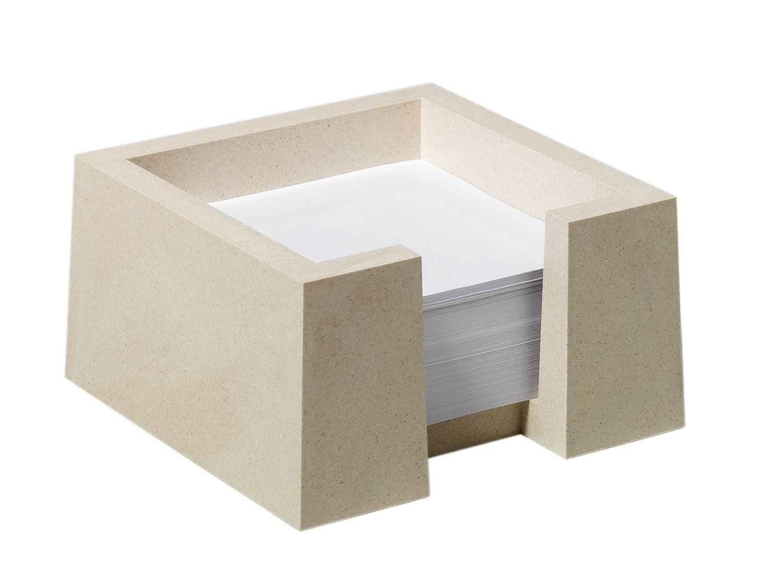 DURABLE Zettelbox NOTE BOX CUBO eco, in Holzoptik OfficeCentre 774416