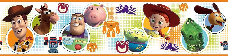Amazon.com: Roommates Rmk1429Bcs Toy Story 3 Peel & Stick Wall ...