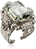 """Sorrelli  """"French Blush"""" Anything But Ordinary Cocktail Ring"""