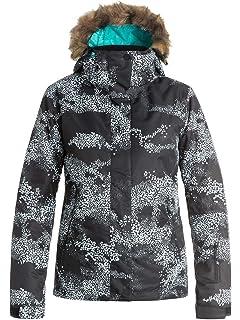 Roxy Jet Ski Chaqueta Nieve, Mujer