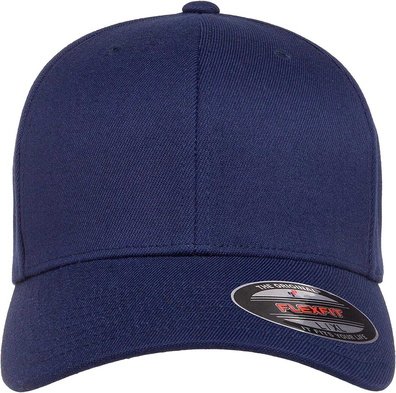 Flexfit Mens Wool Blend Hat