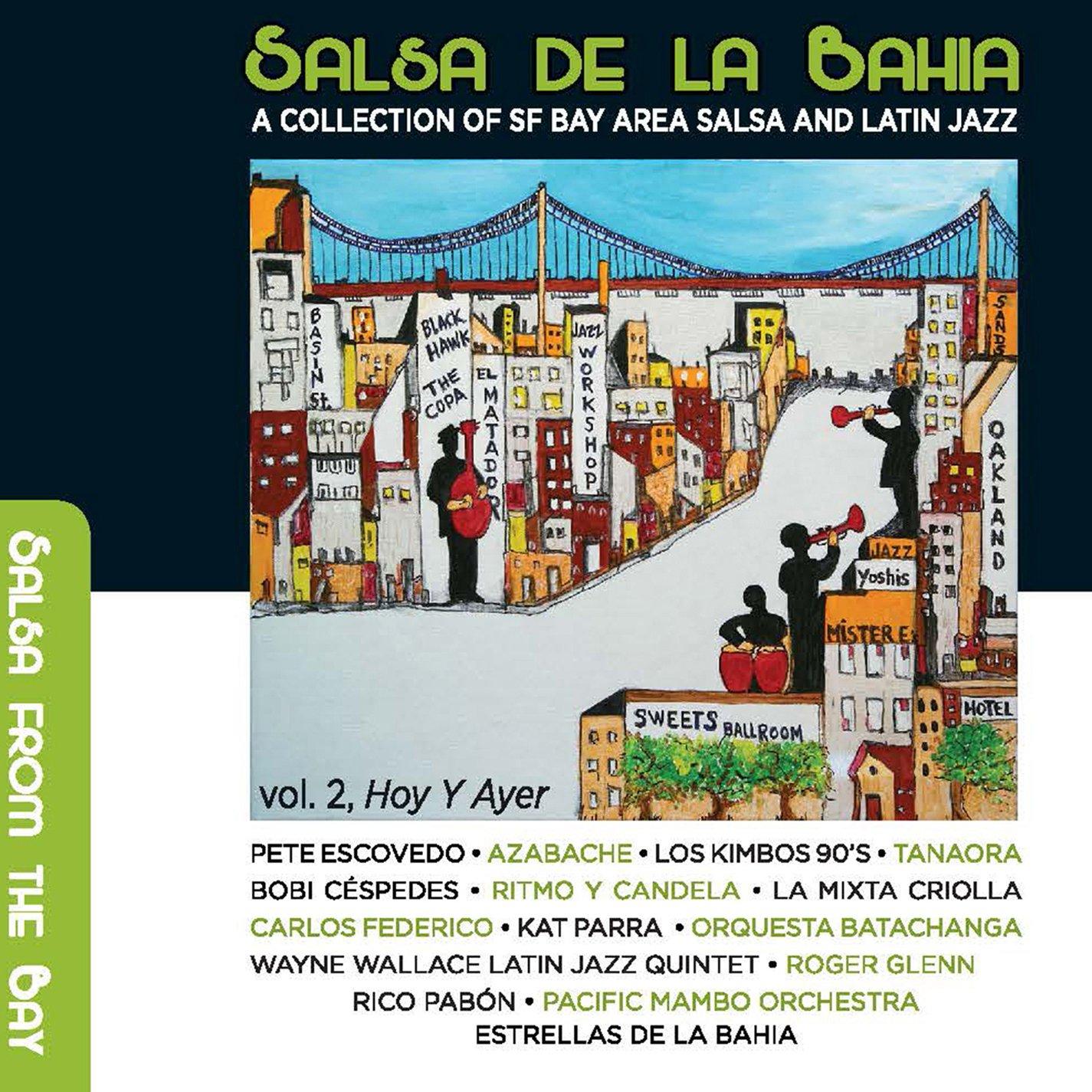 Salsa Cheap mail order sales Bombing new work de la Various Bahia2
