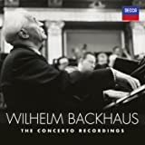 Wilhelm Backhaus: The Concerto Recordings