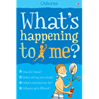 What's Happening to Me? (Boys): For tablet devices (What's Happening?)