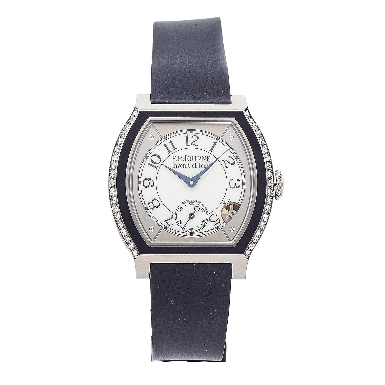 F.P. Journe Elegante Quartz (Battery) Grey Dial Womens Watch EL TIT 40 Dia (Certified Pre-Owned)
