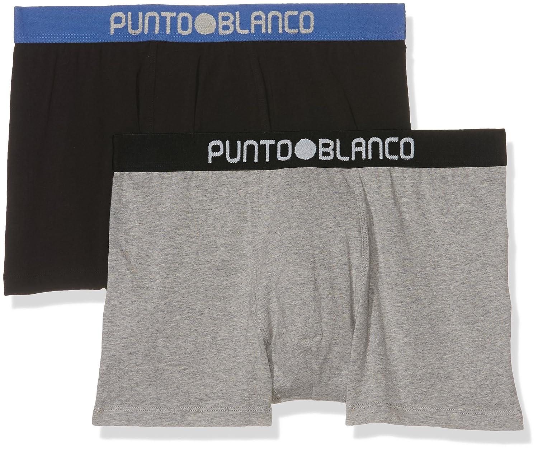 Boxer para Hombre Punto Blanco Duplo Resurge Pack de 2