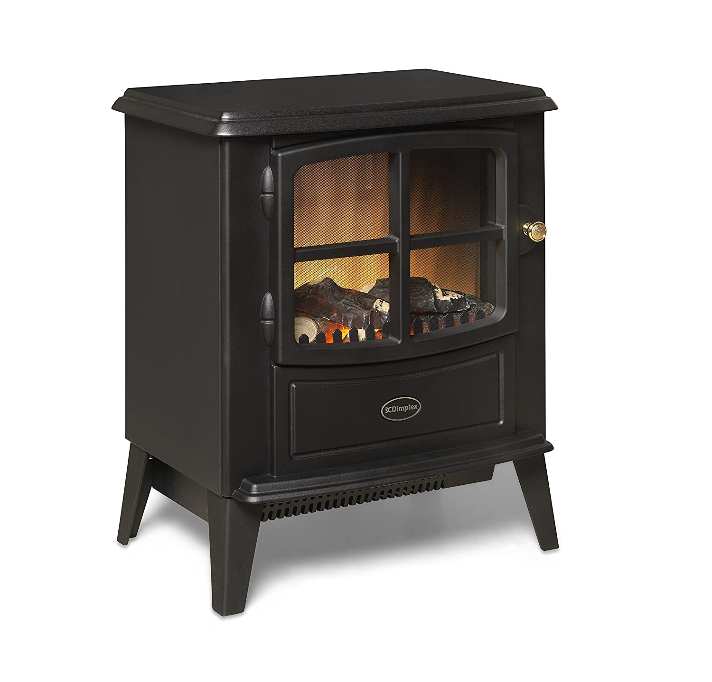 dimplex brayford 2 kw electric stove amazon co uk garden outdoors rh amazon co uk