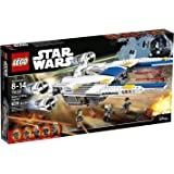 LEGO - 75155 - Star Wars - Jeu de Construction - Rebel U-Wing Fighter